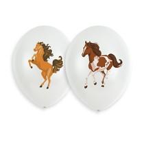 Koně balónky 6 ks 27 cm