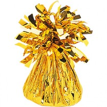 Závaží na balónky zlaté