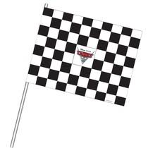 Vlajka Cars 4ks 15 x 22cm x 38cm