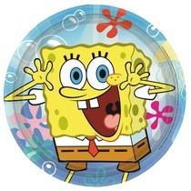 SpongeBob talíře 23cm 8ks