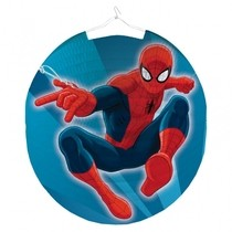 Spiderman lampion 25cm