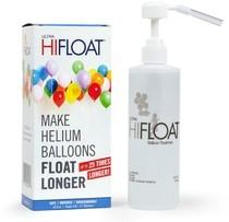 HI-FLOAT sada 473ml + pumpa - krabička - prodlužuje létání - není hélium