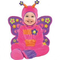 Kostým Motýl