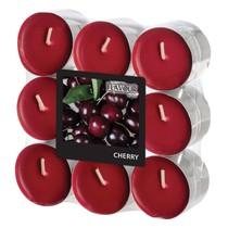 Vonné svíčky Cherry 18 ks