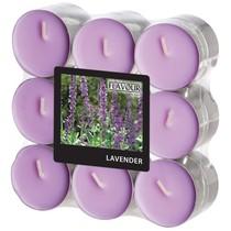 Vonné svíčky Lavender 18 ks