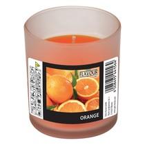 Vonná svíčka Orange v matném skle Indro Vino