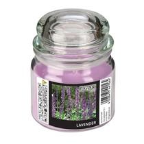 Vonná svíčka Lavender ve skle s víkem
