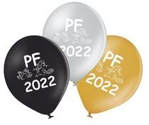 PF 2021 balonky mix 5 ks