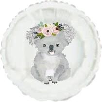 Balónek koala kruh