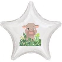 Balónek hroch hvězda