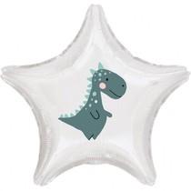Balónek dinosaurus hvězda