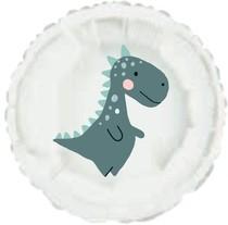 Balónek dinosaurus kruh