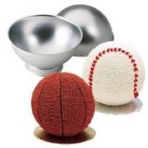 Dortová forma míč 3D