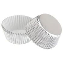 Košíčky Wilton stříbrné 24 ks