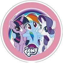 My Little Pony jedlý papír 21 cm