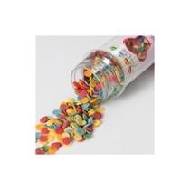 Sypání na dort FunCakes barevné konfety 60g