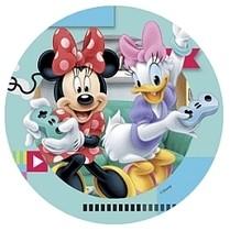 Jedlý papír Minnie a Daisy 21cm