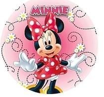 Jedlý papír Minnie 21cm
