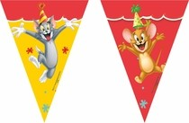 Tom and Jerry vlajka 9ks, 2,3m