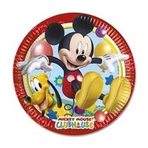 Mickey Mouse talíře 8ks 23cm