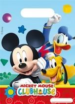 Mickey Mouse taška 6ks 15cm x 23cm