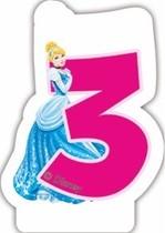 Princess svíčka na dort číslo 3