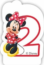 Minnie svíčka narozeniny číslo 2