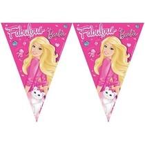 Barbie vlajka 2,3m