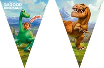 Hodný dinosaurus vlajka 2,3m 9ks