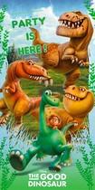 Hodný dinosaurus plakát na dveře 75cm x 150cm