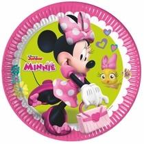 Minnie talíře 8ks 23cm