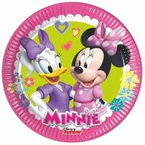 Minnie talíře 8ks 20cm
