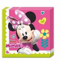Minnie ubrousky 20ks 2-vrstvé 33cm x 33cm