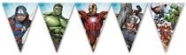 Avengers vlajka 2,3m 9ks