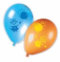 Mimoni balónky 8ks 28cm