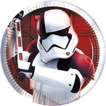 Star Wars talíře 8ks 20cm