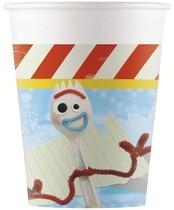 Toy Story kelímky papírové 8 ks 200 ml