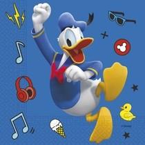 Mickey Mouse ubrousky 20 ks 33 cm x 33 cm
