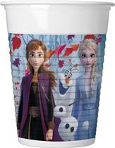 Frozen kelímky plastové 8 ks 200 ml