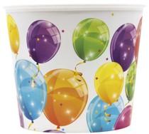 Balónky nádoba na popcorn plastová 2,2 litrů