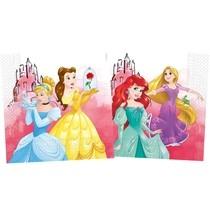 Princess ubrousky 20 ks 33 cm x  33 cm 3-vrstvé
