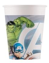 Avengers kelímky papírové 8 ks 200 ml