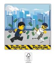 Lego City ubrousky 20 ks 33 cm x 33 cm