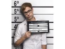 Fotokoutek kartička POLICE DEPARTMENT