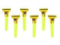 Frkačky zlaté 6 ks 20 cm