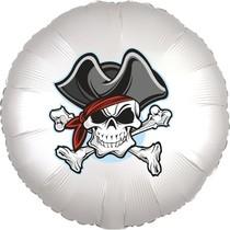 Balónek fóliový pirát