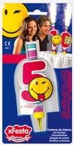 Dortová fontána Smiley číslo 5
