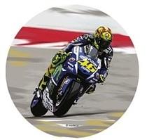 Moto GP dekorace