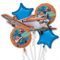 Letadla Disney vyzdoba