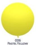 Obří balóny - JUMBO - 006 YELLOW